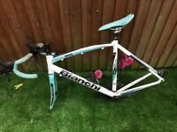 Bianchi racer spares repair forks