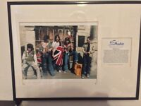 Rolling Stones Limited Edition Photographic artwork