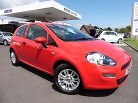 Fiat Punto POP PLUS (red) 2015