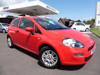Fiat Punto POP PLUS (red) 2015