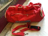 Flyasya travel handbag red good condition £6 used