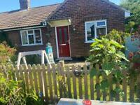 2 bed bungalow for exchange