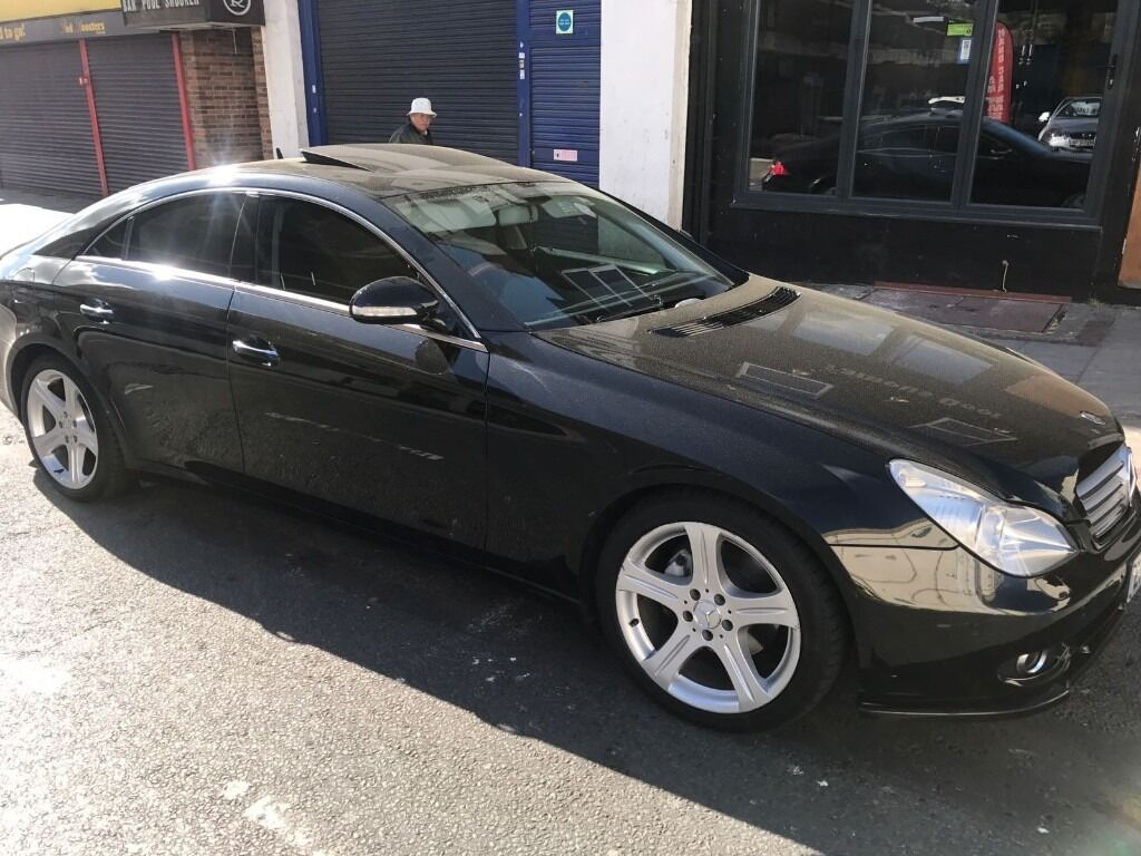Mercedes cls 320 cdi in aldershot hampshire gumtree for Mercedes benz cls 2006