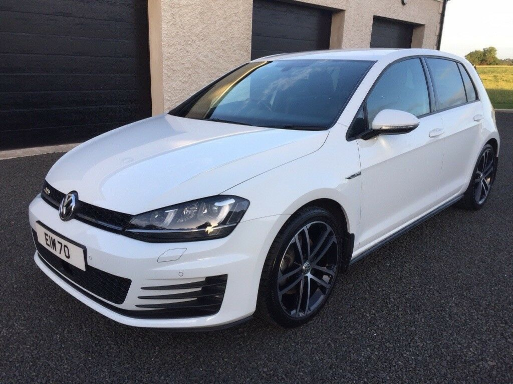 Volkswagen Golf MK 7 GTD, LEATHER INTERIOR, SAT NAV, LOW MILEAGE, IMMACULATE