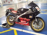 Aprilia rs 125 full power, extrema.