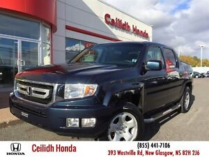 2011 Honda Ridgeline VP 4WD Priced to move!