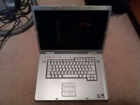Dell xps M1710 gaming laptop