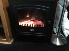 Dimplex Log effect fire