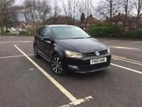 2013 VOLKSWAGEN POLO MATCH 1.4 16K MILEAGE CAT D SALVAGE DAMAGED REPAIRED!!!