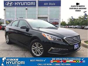 2015 Hyundai Sonata GL|BACK-UP CAM|ALLOYS|BLUETOOTH|