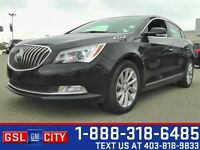 2014 Buick LaCrosse Leather - Panoramic Sunroof, IntelliLink