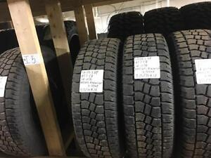 winter tires/rims (hercules avalanche 215/70r16)