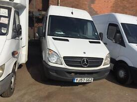 Mercedes sprinter 311cdi lwb spear or repair