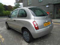Newer Shape NISSAN MICRA 1 Litre Small Car like fiesta polo corsa punto 206 clio yaris