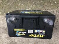 96ah caravan battery