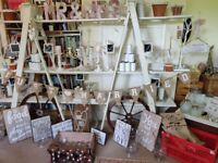 Wedding decorations & Props great for a wedding or someone with A wedding business.