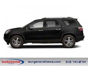 2012 GMC Acadia SLT AWD  - $163.12 B/W