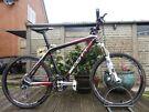 "Scott Scale 20 Carbon Hardtail Mountain Bike 19"" Large Frame Trail XC Road Hybrid"