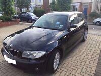 BMW 2006 118D Black 1 series ***PLEASE READ DESCRIPTION***