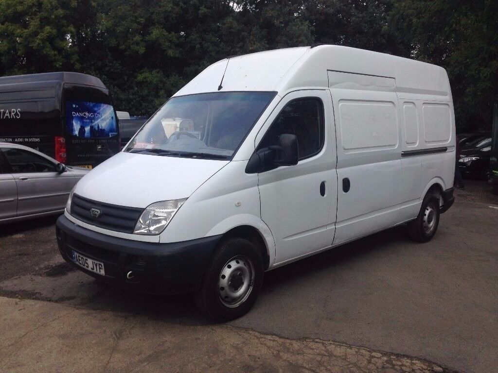 LDV Maxus 2.5 CDI 3.5t LWB Ex High Roof 4dr, p/x welcome TRADE SALE