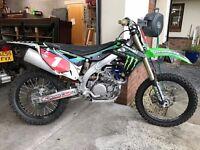 2014 Kxf450