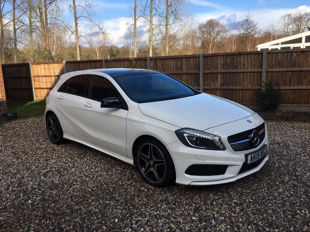 mercedes benz a class 220 amg night edition in norwich norfolk gumtree. Black Bedroom Furniture Sets. Home Design Ideas