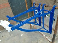ladder irons