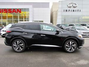 2015 Nissan Murano Platinum Tech, Navi, 360 camera, Blind spot w