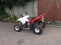 Apache 450rlx Sport BEAST RoadLegal quad bike