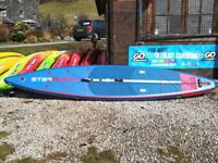 Starboard Touring 2017 Deluxe 14'0ft Inflatable Paddleboard