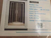 Glass Corner Shower Enclosure BRAND NEW