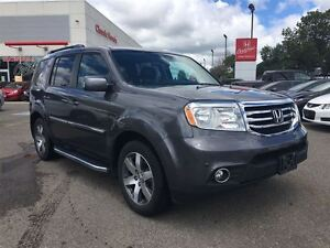 2014 Honda Pilot TOURING | NAVI | DVD | LEATHER | CLEAN CARPROOF