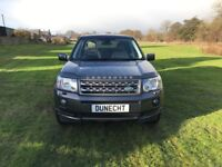Land Rover Freelander 2 SD4 HSE (grey) 2011-05-28