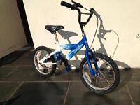 Kid's bike age 4-7