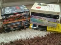 Dvd & book bundle