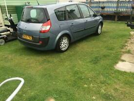 Renault grand scenic 1.5 dci breaking for part