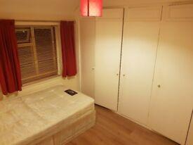 double room with massive storage