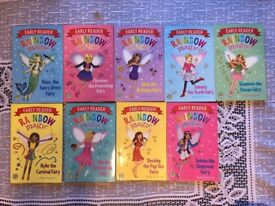 Early Reader - Rainbow Magic Collection (9 books)