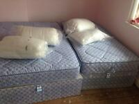 Single and double beds for sale!!