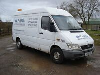 MERCEDES BENZ SPRINTER 2003