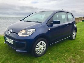 Volkswagen 'Up' only 15k miles - immaculate-