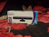 Xbox 360 kinnect with power supply