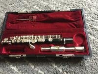 YAMAHA '32' MODEL PICCOLO. CASH £180- COLLECT ONLY MANCHESTER.