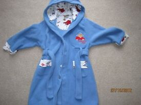 Child's Dressing Gown