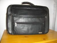LEATHER LAPTOP BUSINESS BRIEF CASE