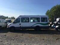 BREAKING IVECO DAILY 2.8 TWIN WHEEL MINIBUS FOR PARTS