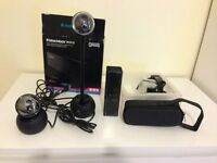 Gear4 BlackBox Mini Portable Bluetooth,Logitech QuickCam Orbit Web,Logitech QuickCam Orbit Web Cam