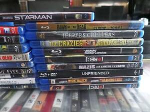 Horror Blu Rays