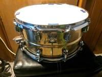 Yamaha Brass Nouveau (SD-4470) 14'' X 7'' Snare Drum