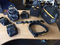 ToughBuilt Tool Belt System and Totes